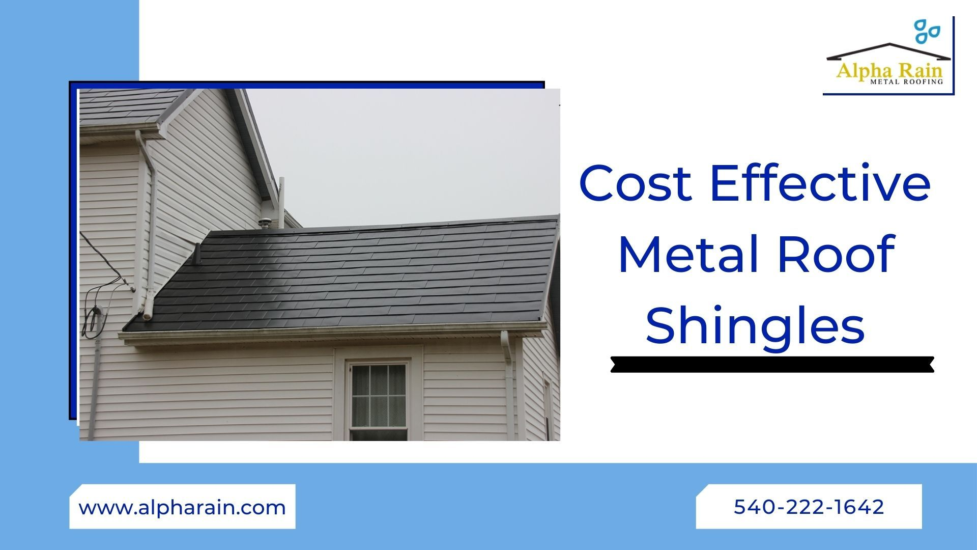 Installing Metal Shingles With A Gorgeous Look In 2020 Metal Shingle Roof Shingling Metal Roof