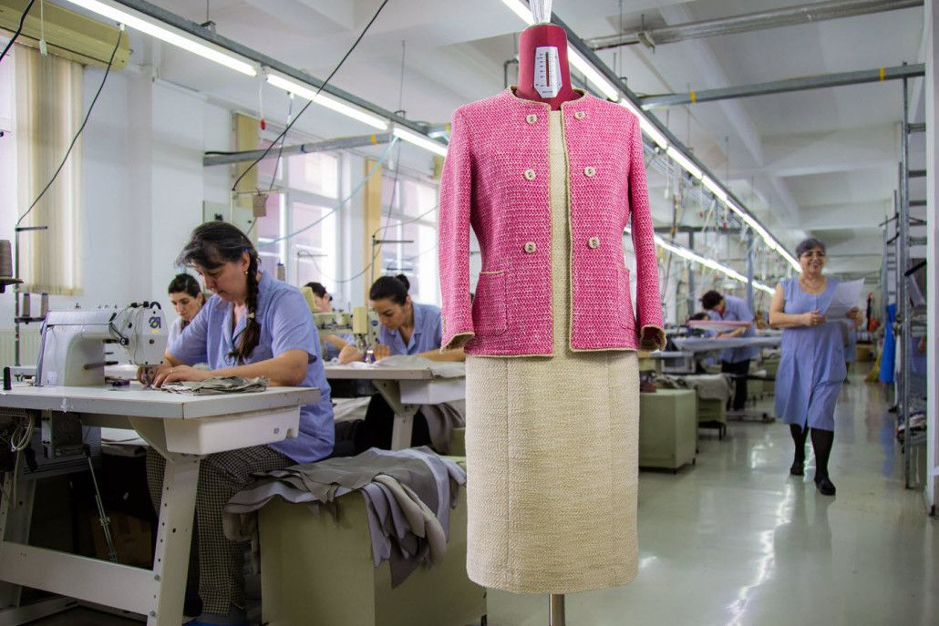 Cristian ABC | High-end ladies garments manufacturer