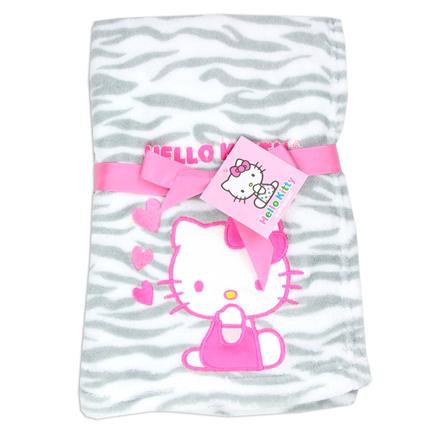 932e8cca6 Hello Kitty Baby Girl's Plush Blanket | Hello Kitty EVERYTHING ...