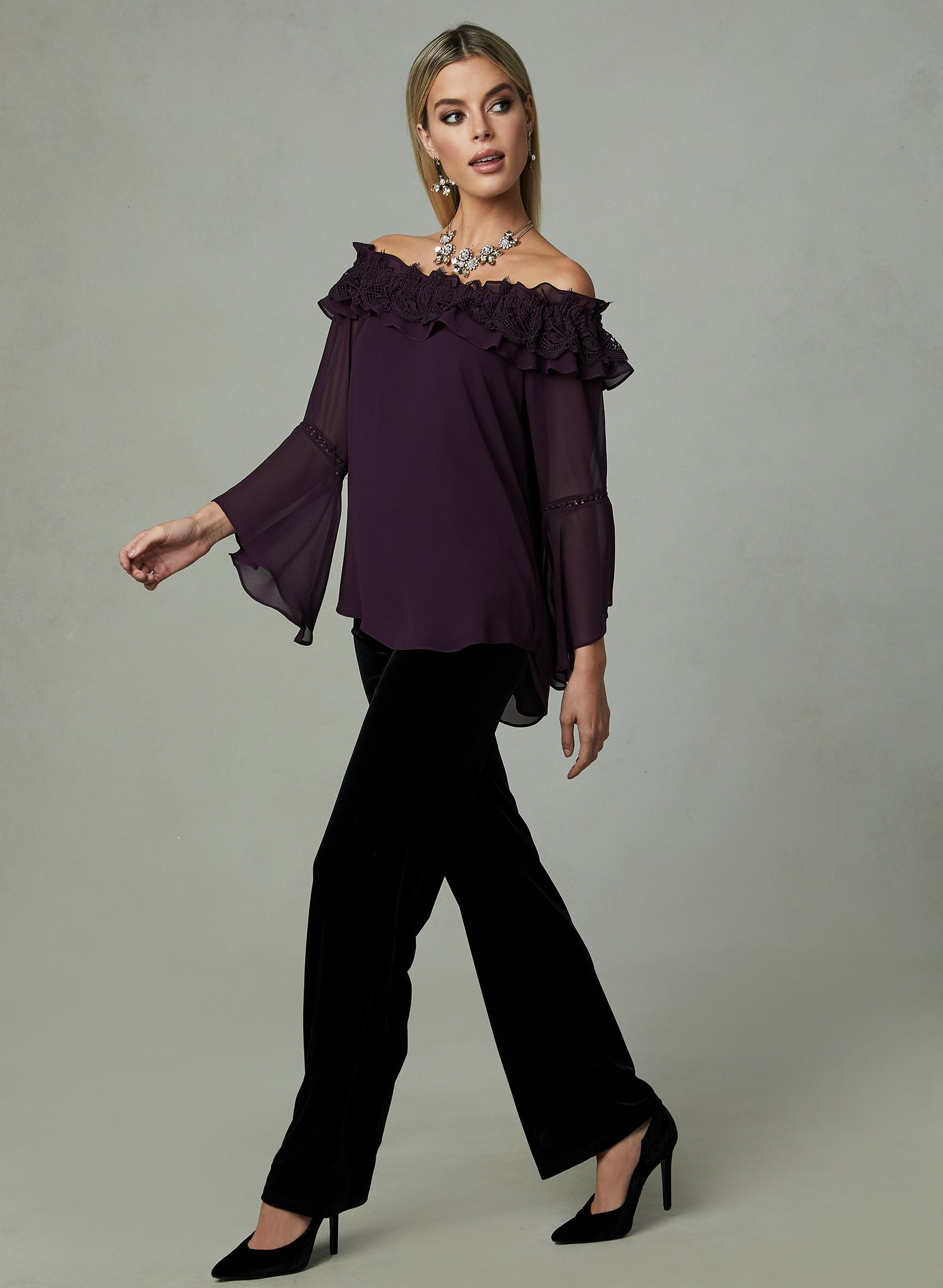 dc9ee383c96c Shop fashion essentials at Melanie Lyne & save on blouses, pants, dresses,  skirts