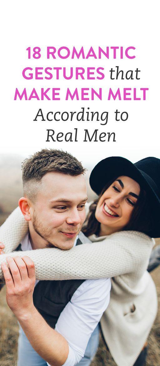 Men Share What Romantic Gestures Make Them -1056