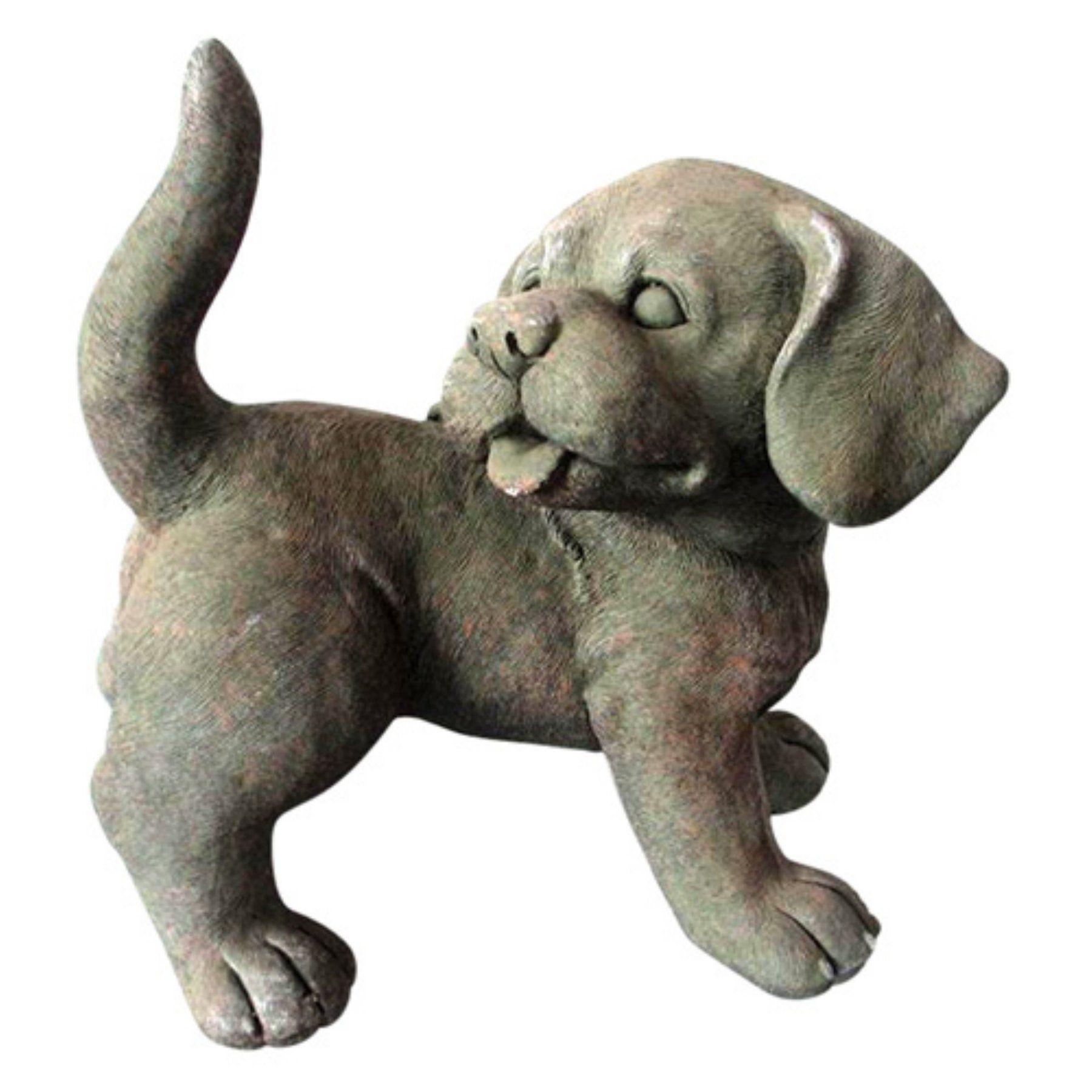 Jeco Dog Beagle Garden Statue  Odgd009