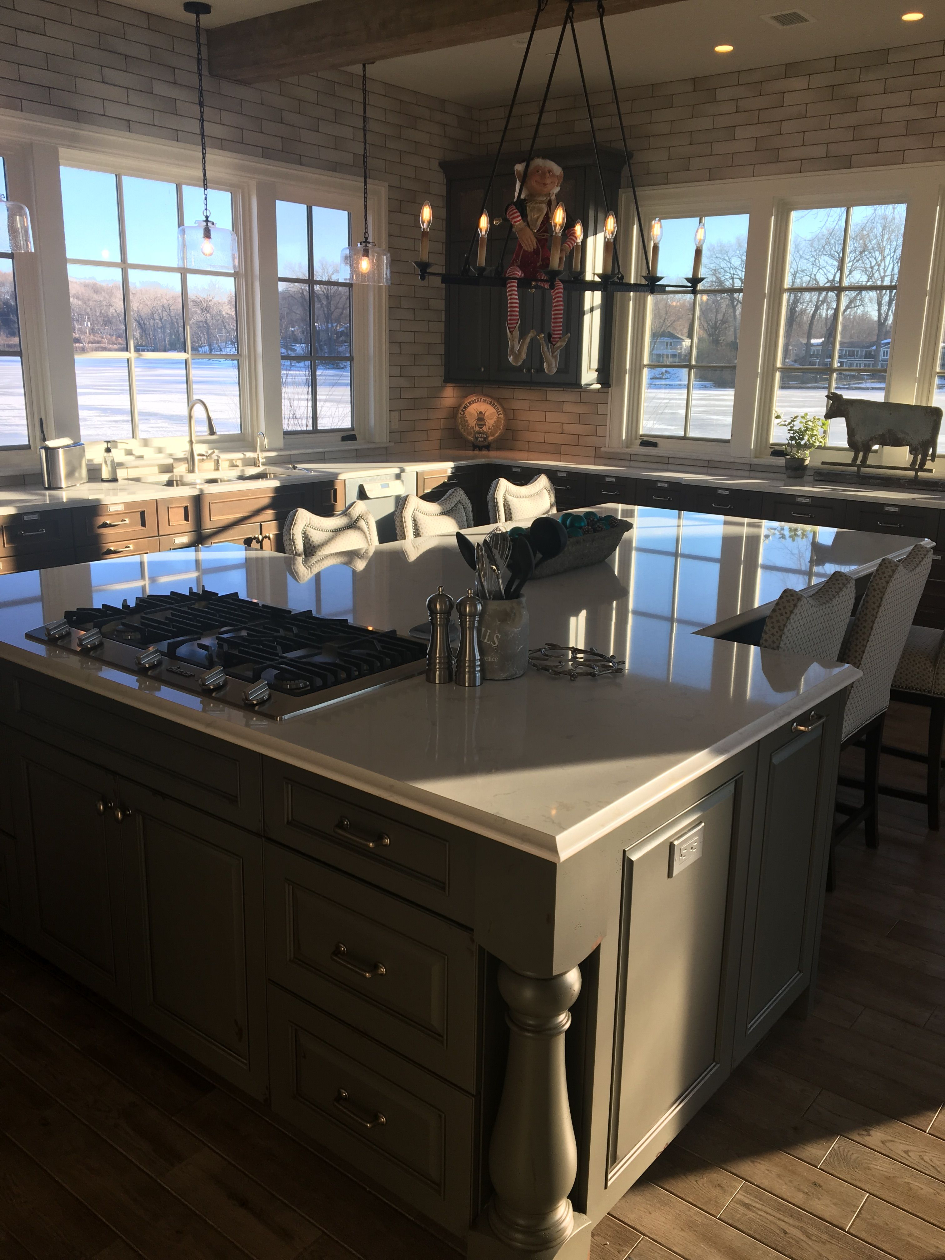 T Shaped Kitchen Island Continent With Seating Kitchen Room