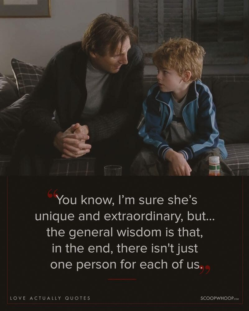 Love Actually Quotes A Movie Worth Revisiting Love Actually Quotes  Pinterest