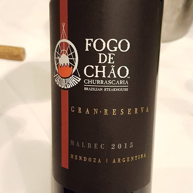 Love The New House Malbec At Fogo De Chao S Made By Zuccardi Fogorestaurants Barfogo Malbec Coffee Bottle Brazilian Steakhouse