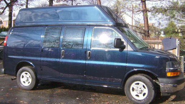1st In Van High Top Van Raised Roof Hightop Camper Top Turtle Top Bubble Top Conversion Van Top Van Vans Top Camper Van