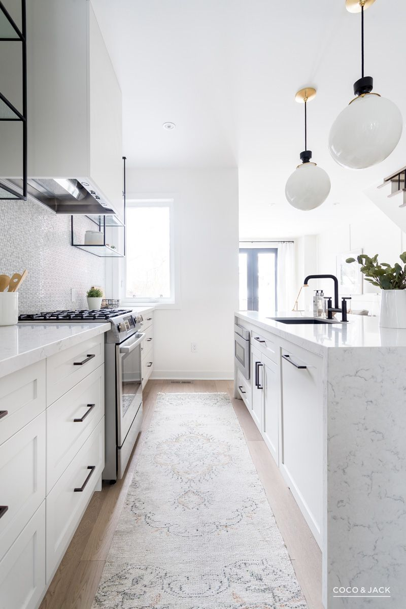 Toronto Residence Before And Afters Kitchen Interior Kitchen