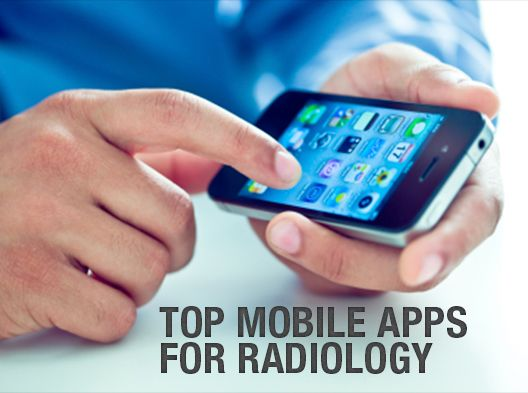 Top Mobile Apps for Radiology Diagnostic imaging