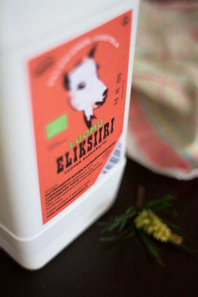 Raw Organic Goat Milk IMG_2495