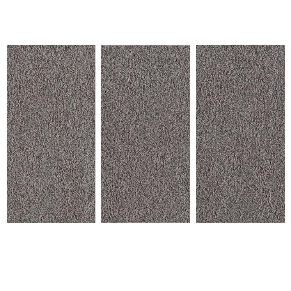 Carrelage Exterieur Imitation Beton Cire 60x120 Ag Taupe Boucharde