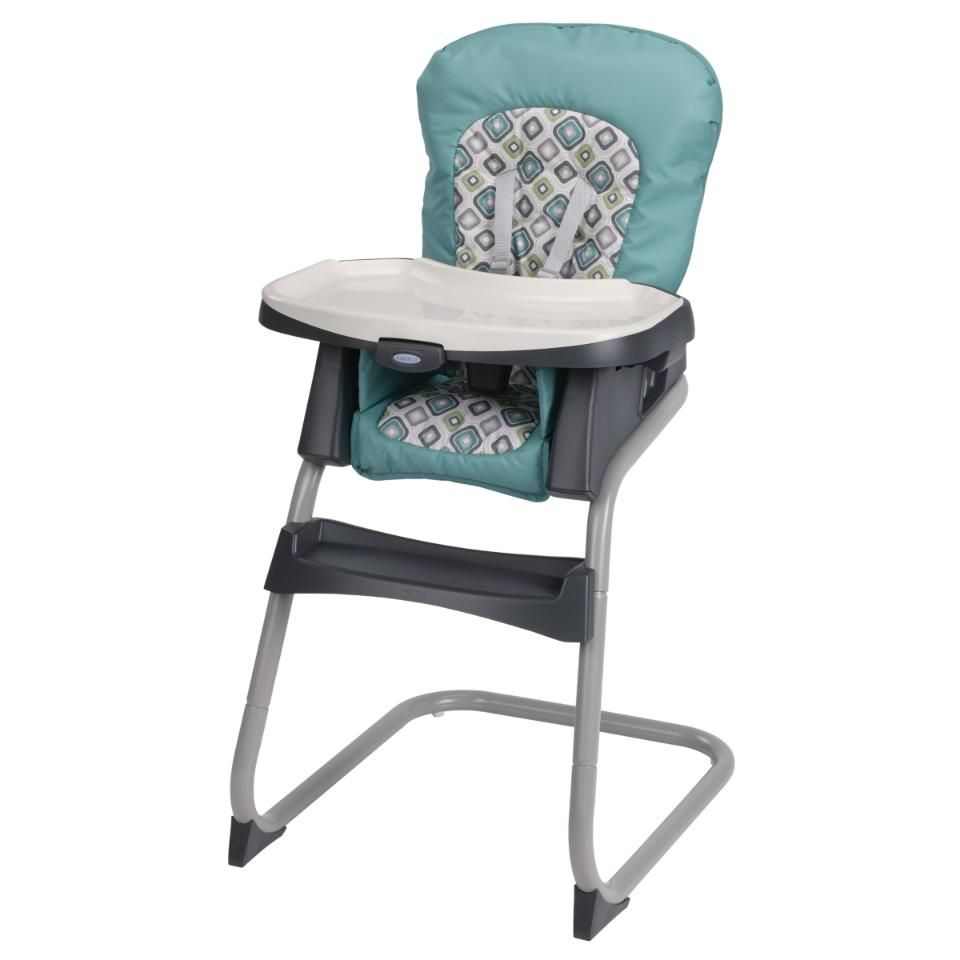 Elegant High Chair that attaches to Table