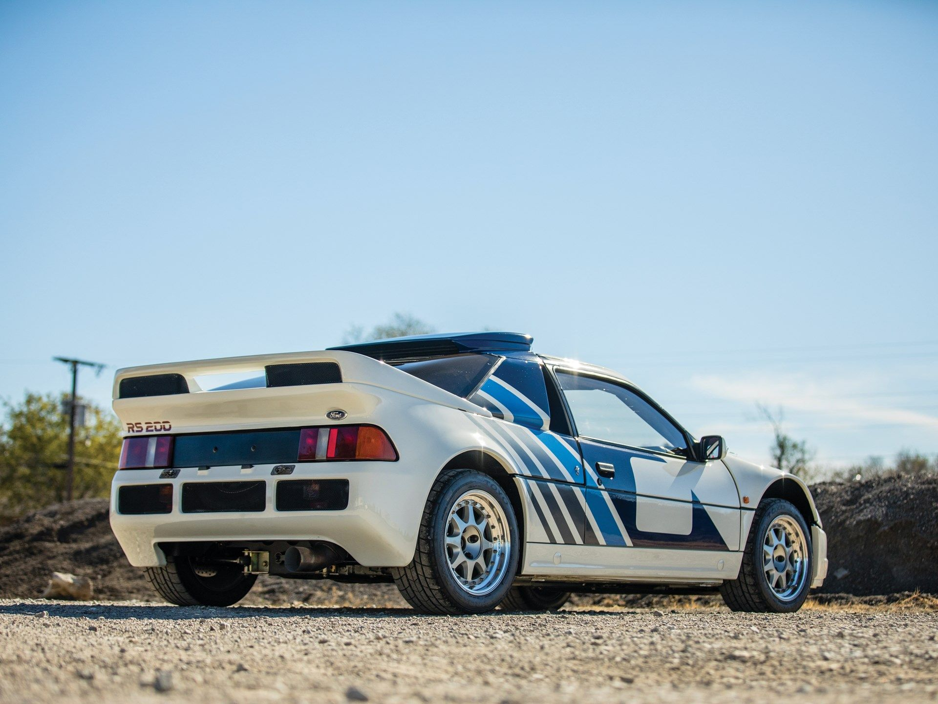 1986 Ford Rs200 Evolution Coole Autos Autos
