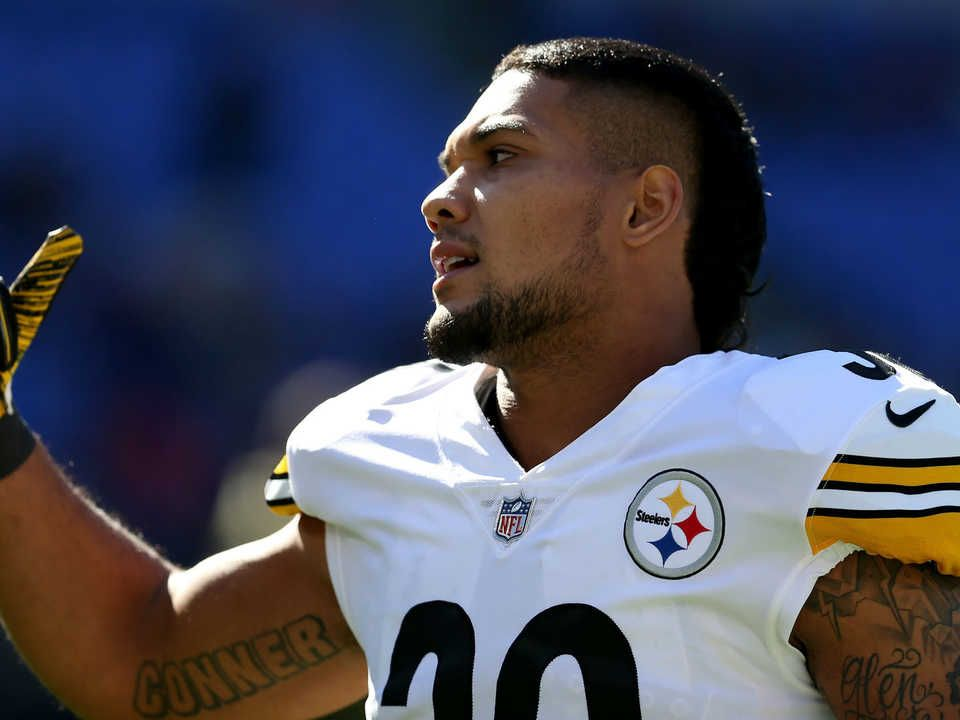 Pin By Averie On James Conner In 2020 Steelers Pittsburgh Steelers Football Steelers Football