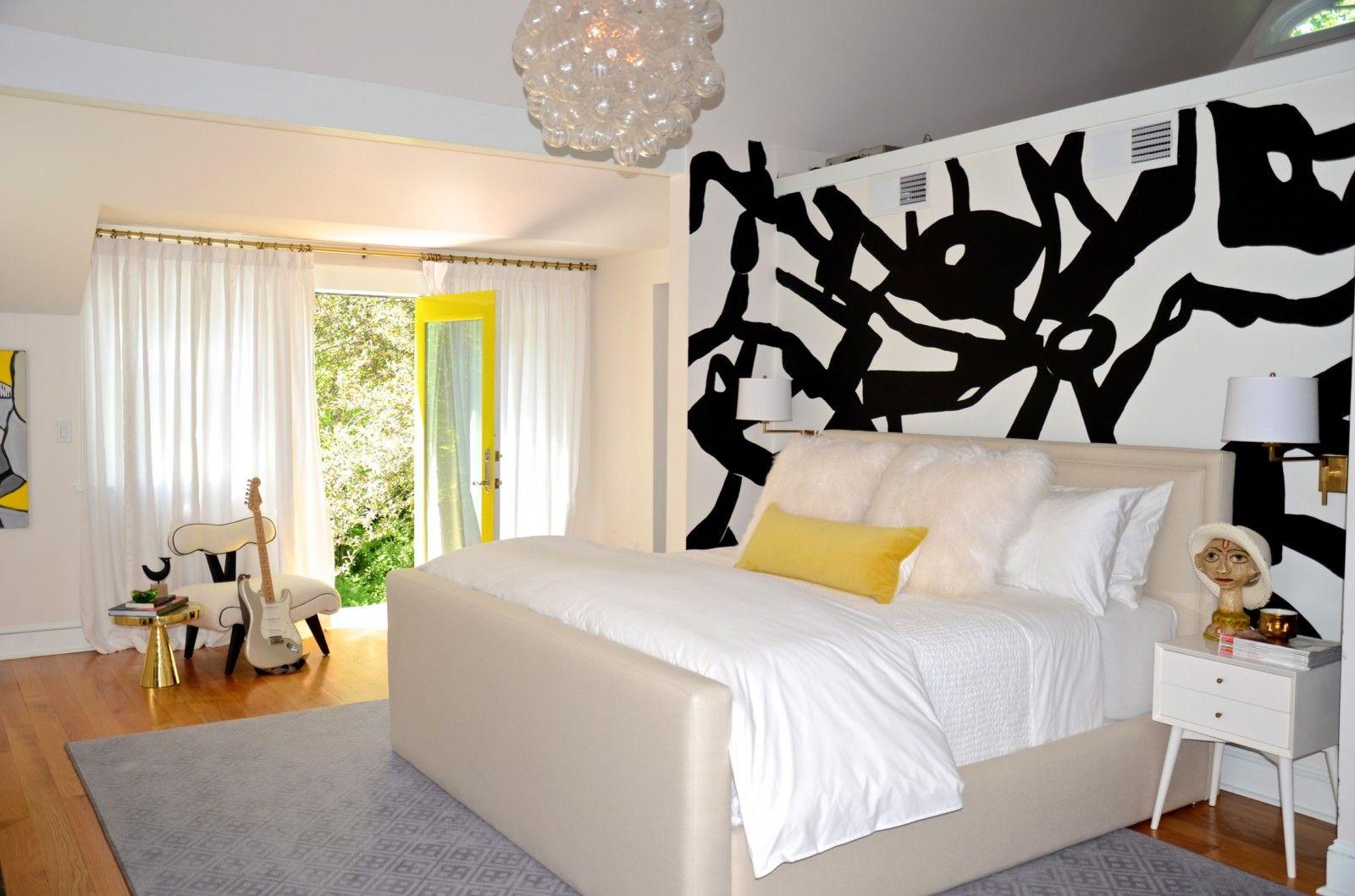 Bedroom by Denise Davies + Kerri Rosenthal on http://roomreveal.com
