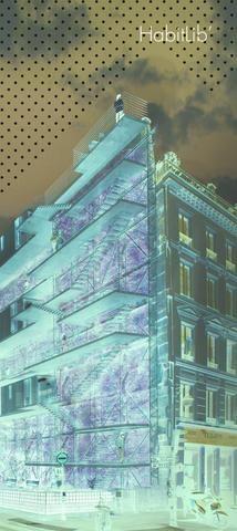 """""""HabitLib' """" ; NC Architecture (.fr)  Écologique, recyclable, participatif : HabitLib'."""