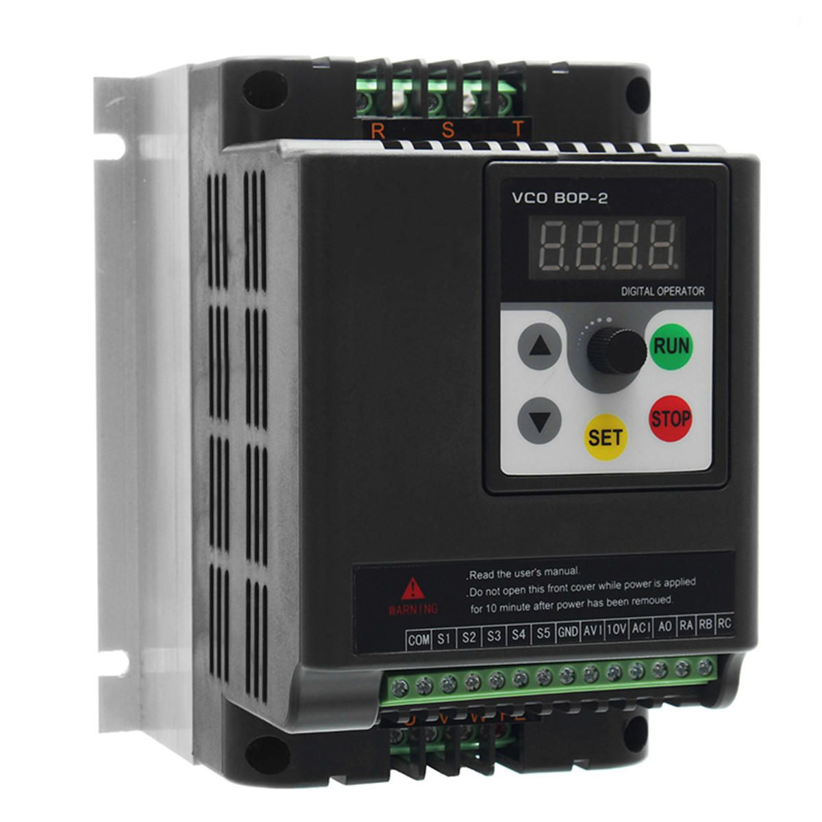 89] 0 75KW 380V Variable Frequency Inverter Built-in PLC 3