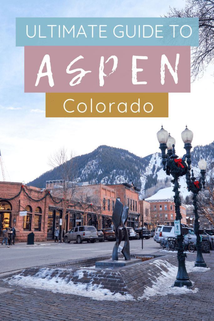 THE ULTIMATE GUIDE TO ASPEN - The Republic of Rose