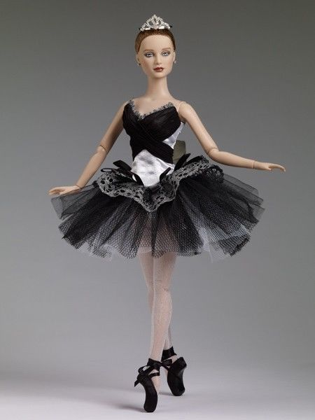 "Starlight 16/"" Ballet doll 2013 Tonner BW Kit face Extra feet Ltd 400"