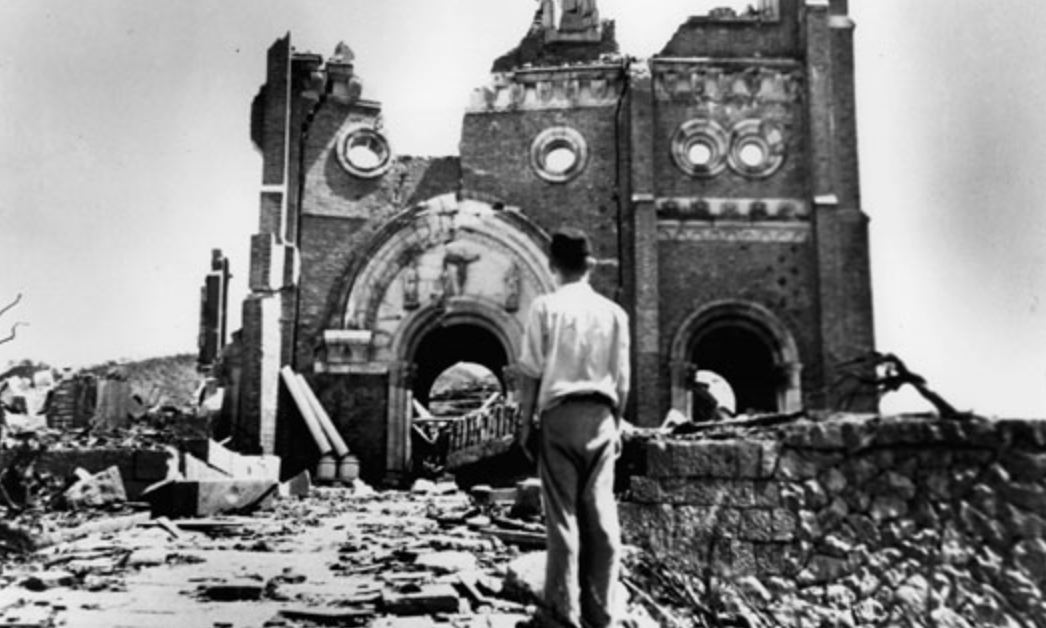 Did The Rosary Save This Priest From The Atomic Bomb In Hiroshima