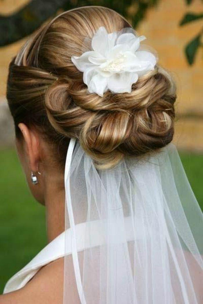 ▷ 1001+ ideas de peinados de novia más consejos | matrimonio