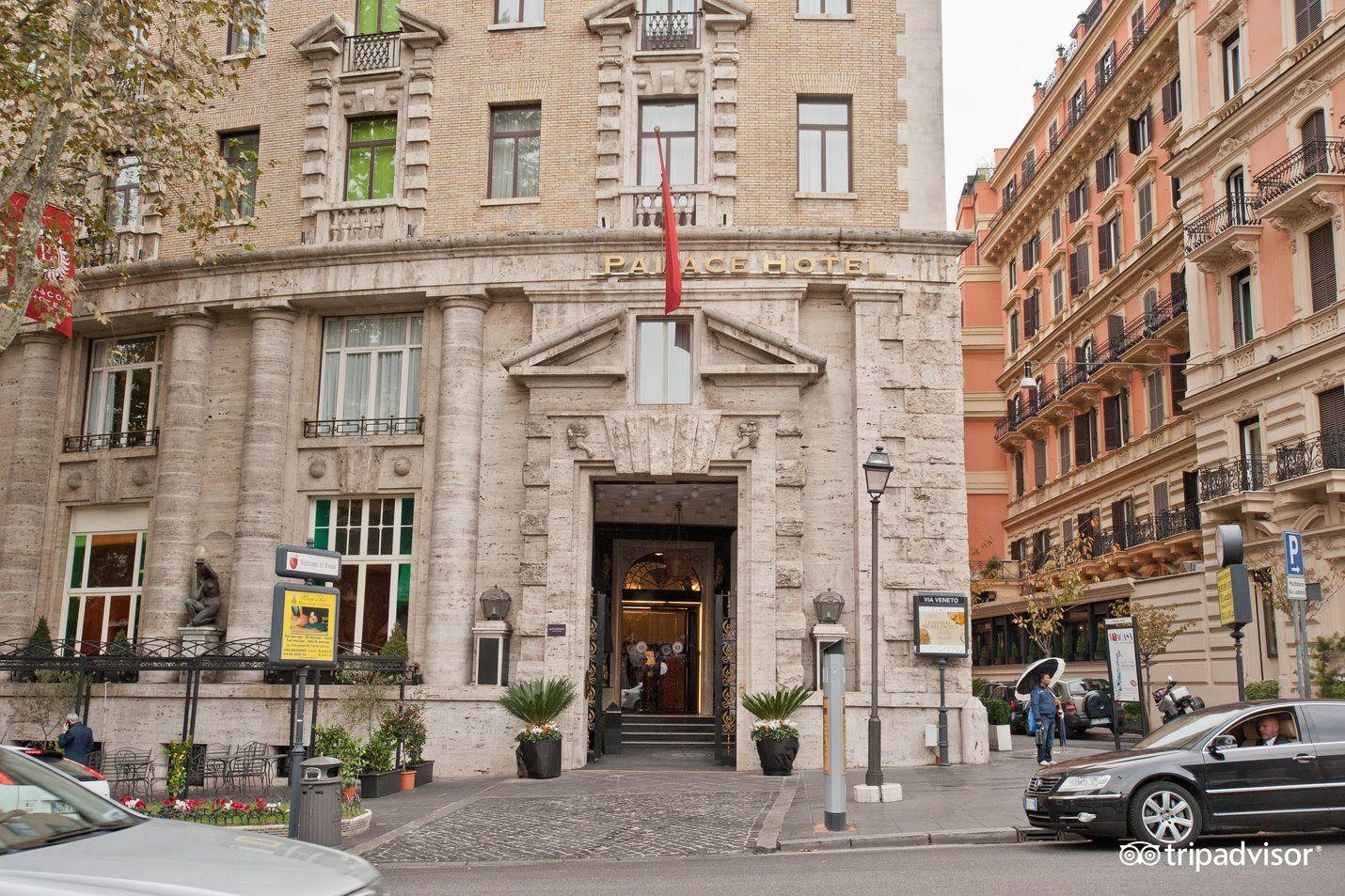 Grand Hotel Palace Rome Italy Grand Hotel Rome Italy
