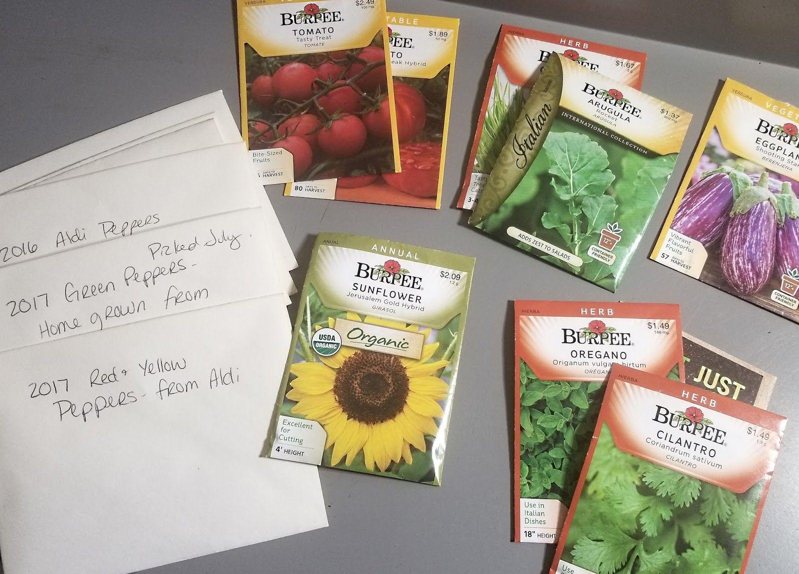 How To Start Seeds Indoors Organic Herbs Aldi Organic 400 x 300