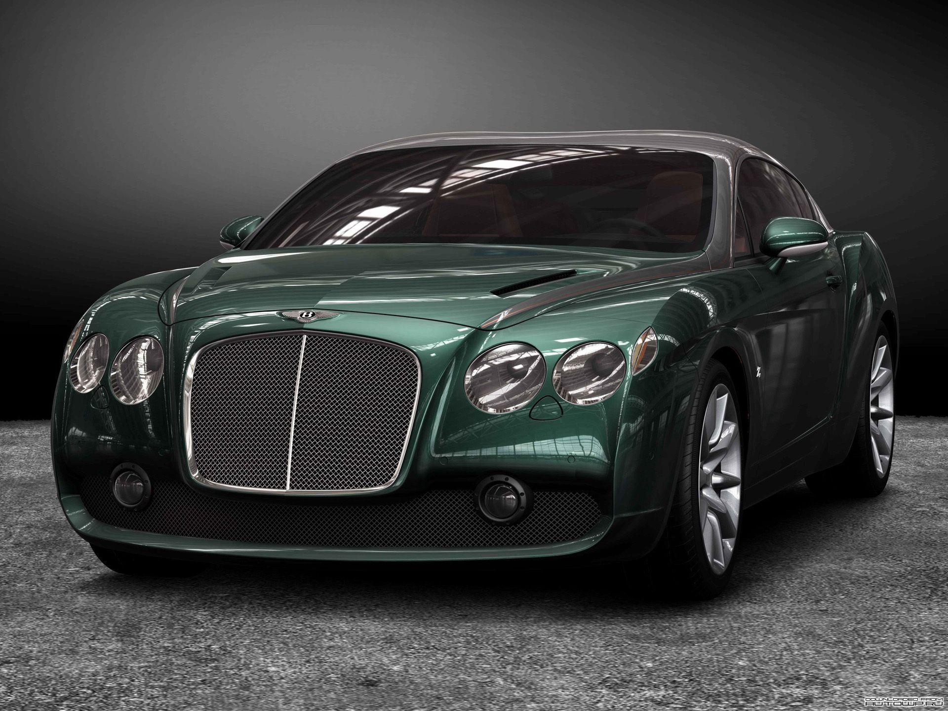 Photos Of New Bentley Cars Bentley Zagato Gtz Wallpapers With