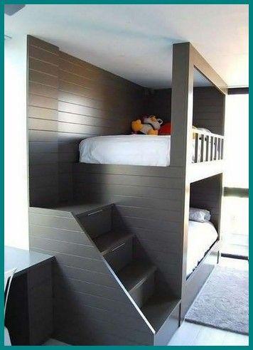 41 Best Bunk Bed Ideas For Lovely Bedroom Kids Bedroom Designs Cool Bunk Beds Bunk Bed Rooms