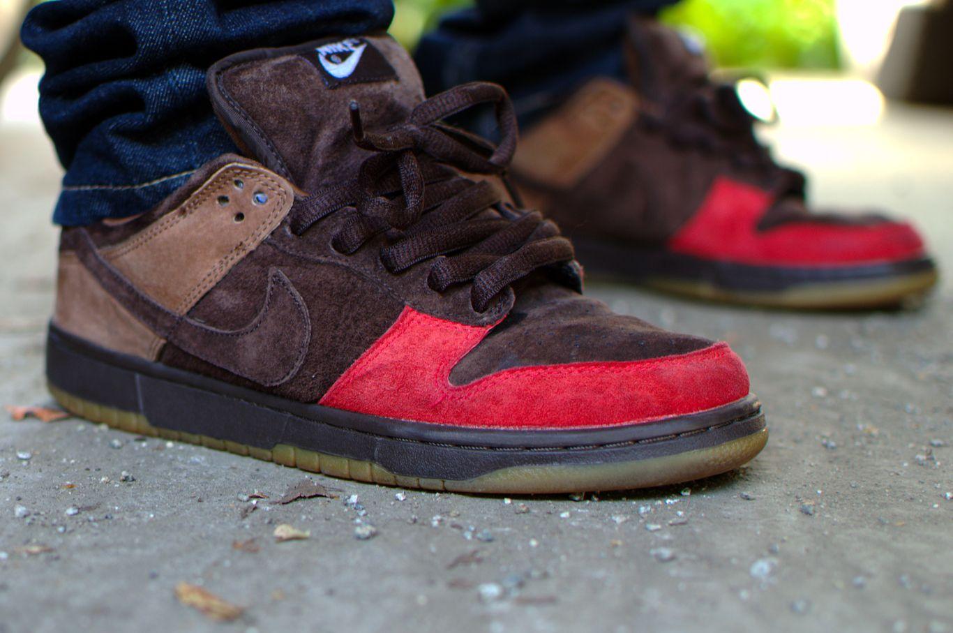 Nike SB Dunk - Bison | Nike dunks