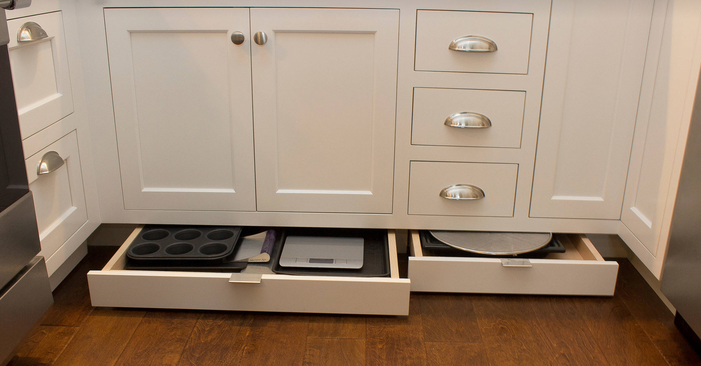 Toe Kick Under Cabinet Drawers In 2020 Under Cabinet Drawers Under Cabinet Cabinet Drawers