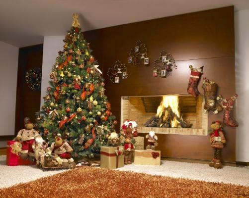 Colores para decorar el arbol de navidad masnvdad - Arbol navidad colores ...
