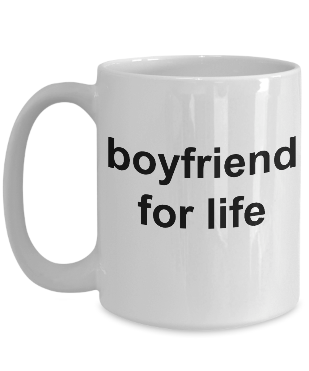 Creative Gifts For Boyfriend Coffee Mug Valentines Day Gifts For