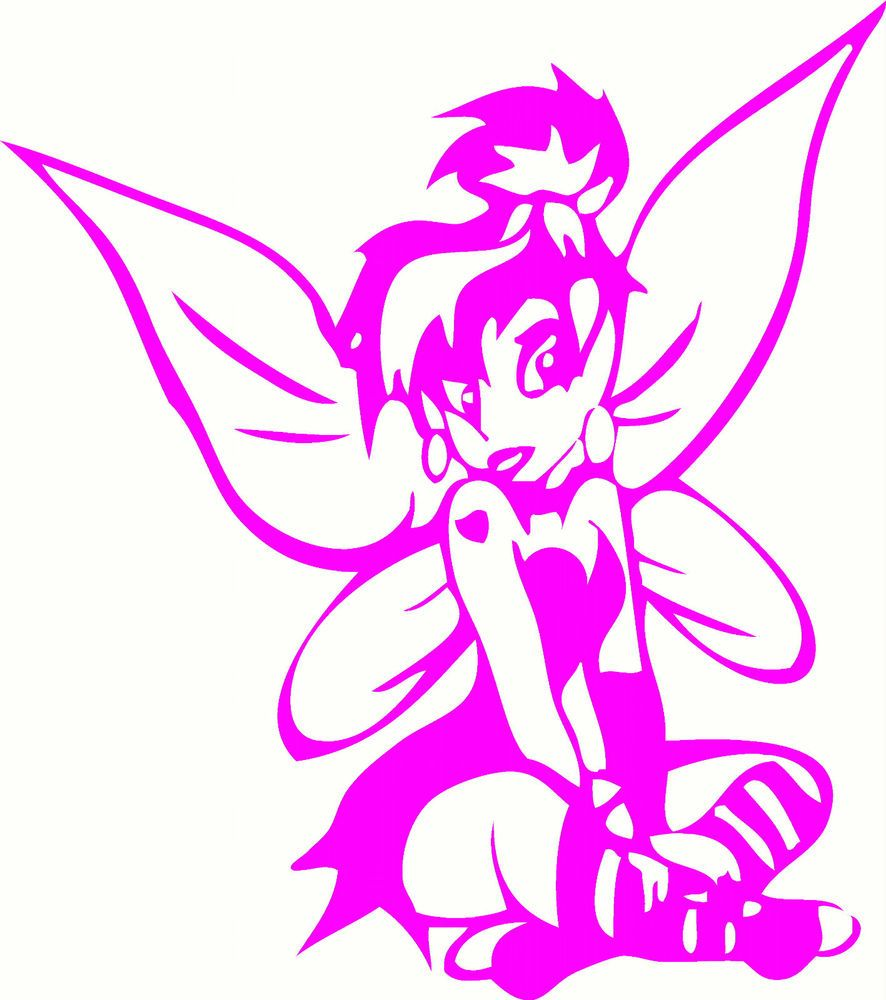 Emo Tinkerbell | Emo tinkerbell coloring pages | Ƹ̵̡Ӝ̵̨̄Ʒ Tinker ...