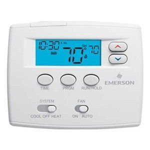 White Rodgers 1f80 0261 Single Stage 5 1 1 Programmable Digital Thermostat By White Rodgers 57 20 New Digital Thermostat Programmable Thermostat Thermostat