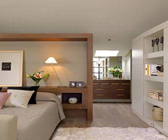 resultado de imagen para bao vestidor y dormitorio