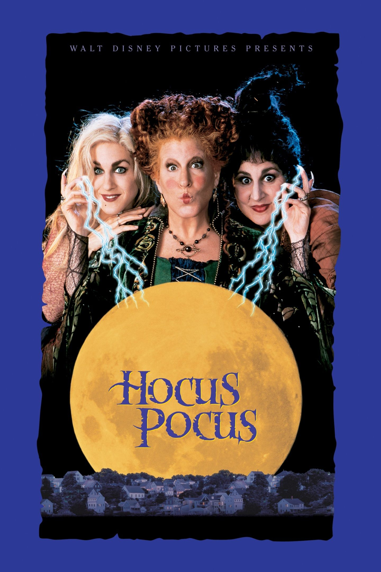 Hocus Pocus (1993) Movie Review Best halloween movies