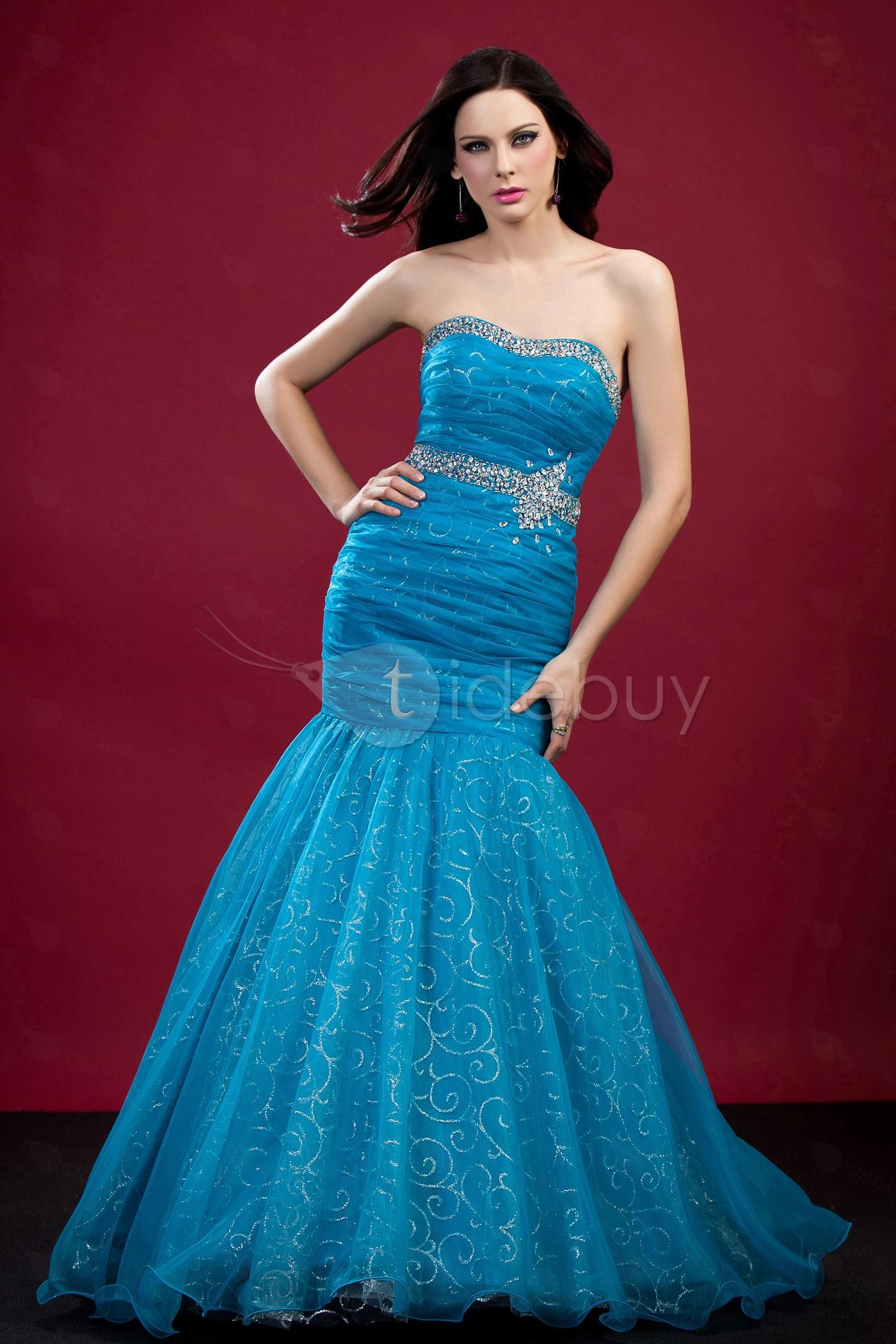 I love the bottom prom pinterest trumpets mermaid and prom