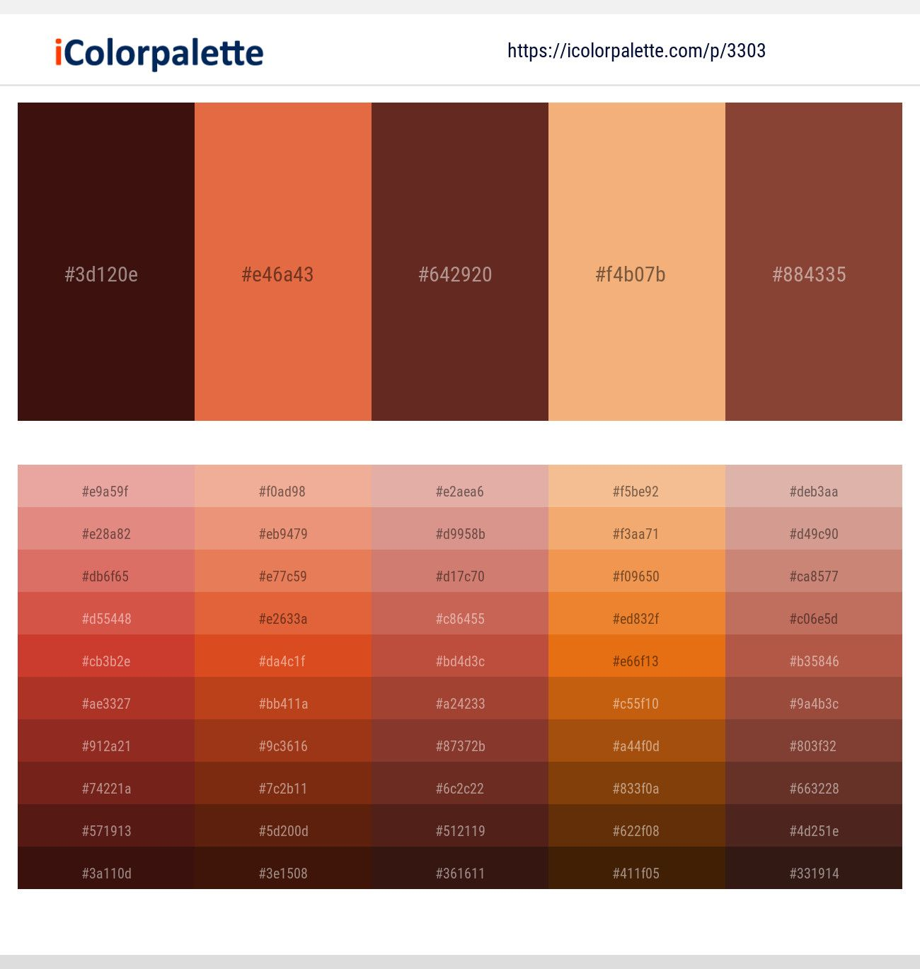 Paco Burnt Sienna Metallic Copper Rajah Sanguine Brown Color Scheme Icolorpalette Brown Color Palette Brown Color Schemes Black Color Palette Sienna is a color name (as opposed to a hexadecimal value or rgb decimal value). paco burnt sienna metallic copper