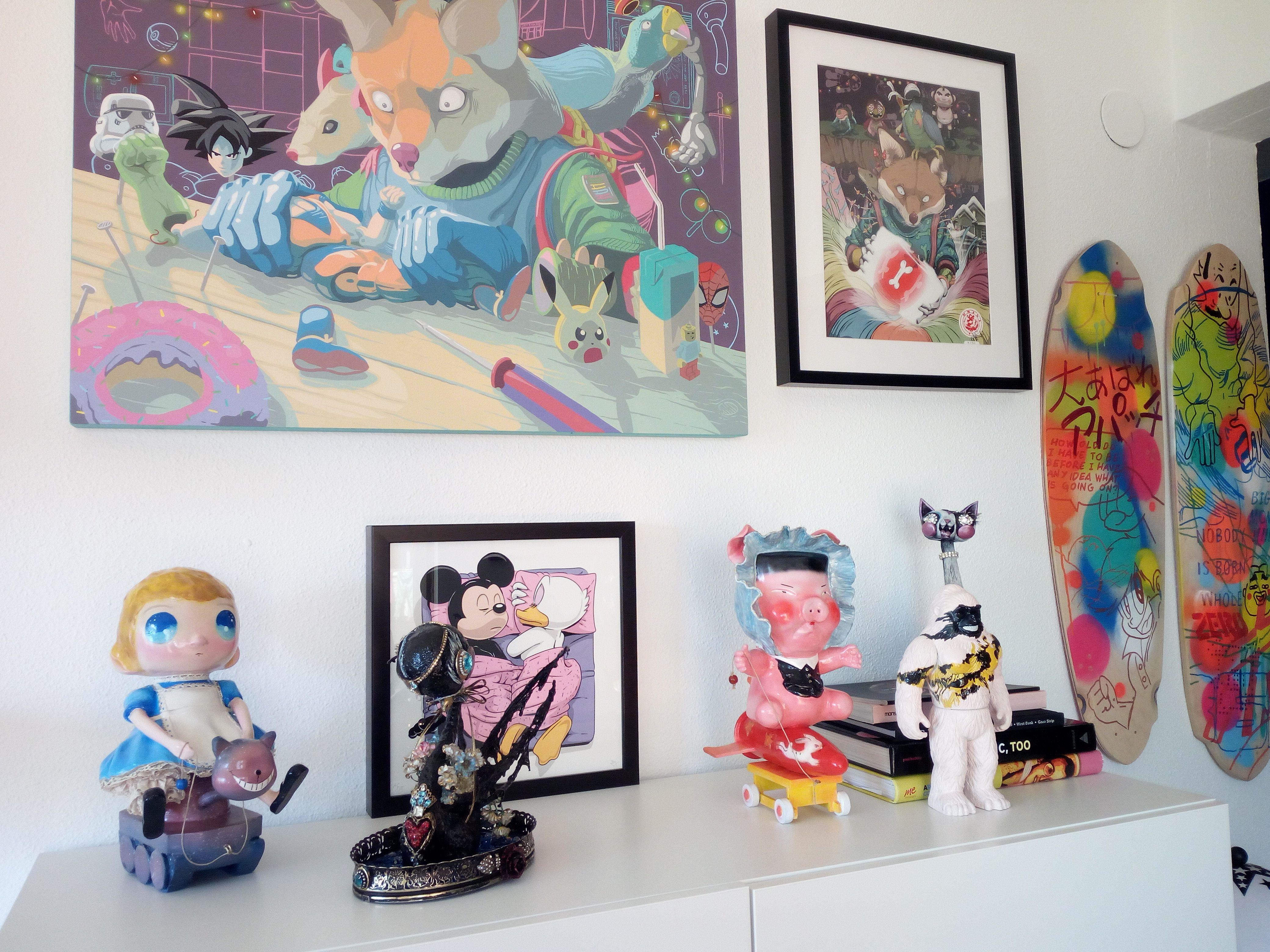 2019 Art Toys More Than Dis Play Artprint Arttoys From