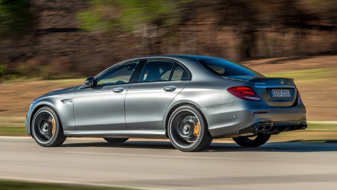Official video 2017 mercedes amg e63 s 4matic