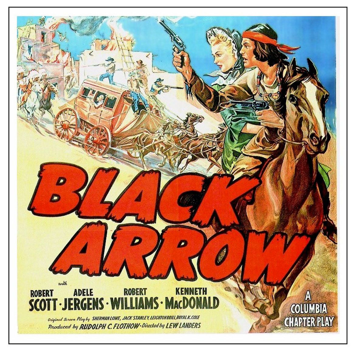 Download Black Arrow Full-Movie Free