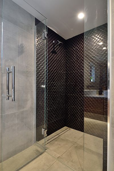 Ensuite Bathroom Design Nz emma & courtney ensuite bathroom from the block nz featuring