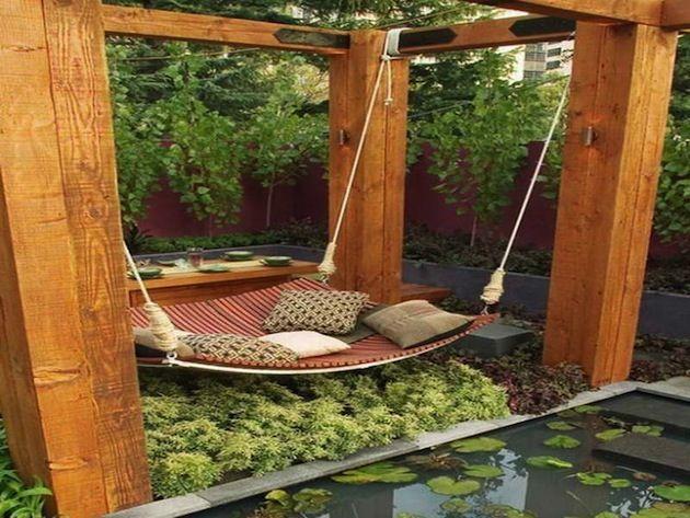 21 Lits D'extérieur Design Pour L'été