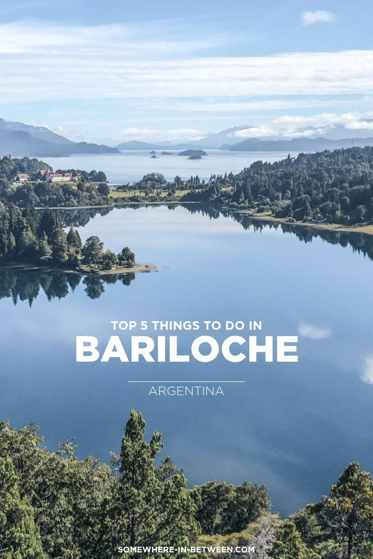 Northern Patagonia Offers Lush Lakes And Beaches Abound