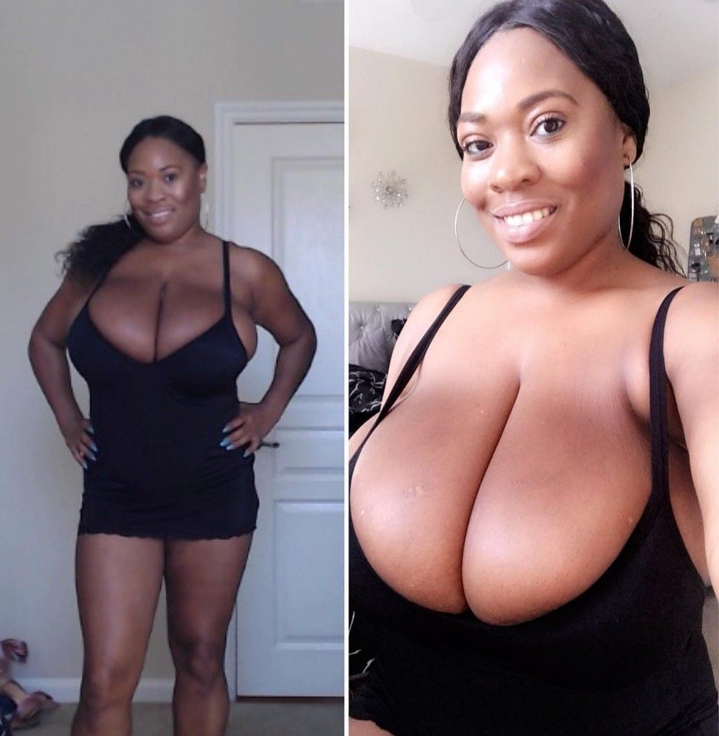Pin By Jesse James On Choco Juggs In 2019 Boobs Big Black