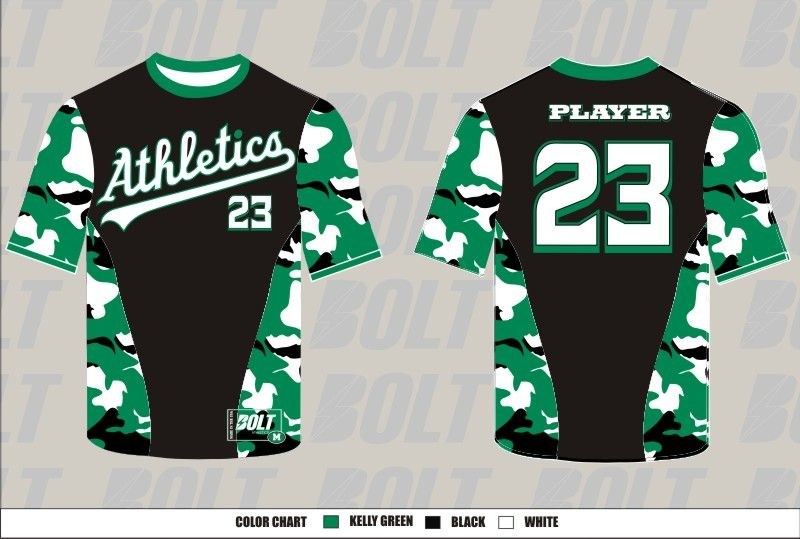 If you havent seen sublimated baseball jerseys from bolt