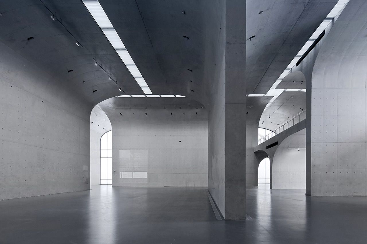 Long Museum West Bund Architecture Design Museum Museum