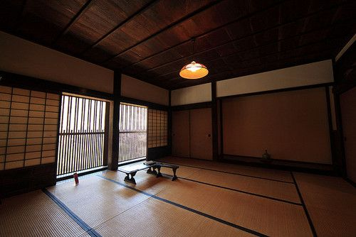 Japanese traditional style house interior design / 和風建築(わふうけんちく) by TANAKA Juuyoh (田中十洋)