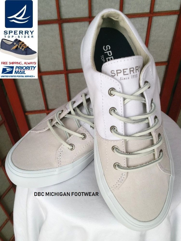 SPERRY HAVEN LACE UP TOP-SIDERS WOMENS