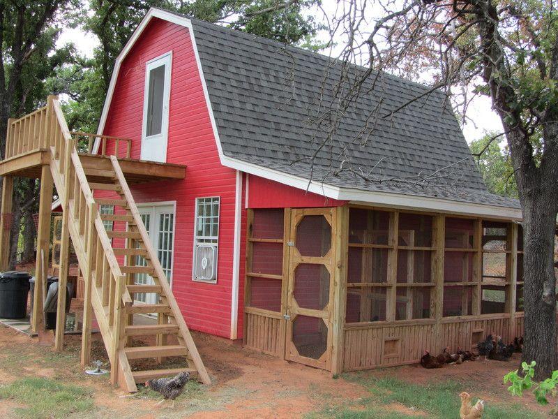 Multi Purpose Barn For Small Acreage Farm Construction Chicken Barn Backyard Barn Farm Barn
